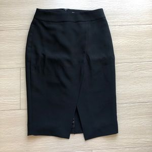 Le chateau pencil skirt - size small